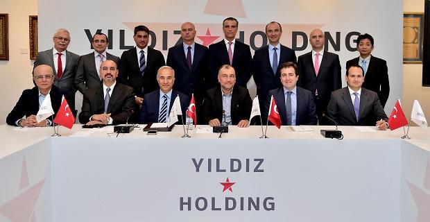 Murat Ülker: Global ortaklarımla Türkiye'ye yatırıma devam