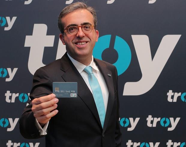 Mastercard ve Visa'nın yerli rakibi TROY işlem yapmaya hazır