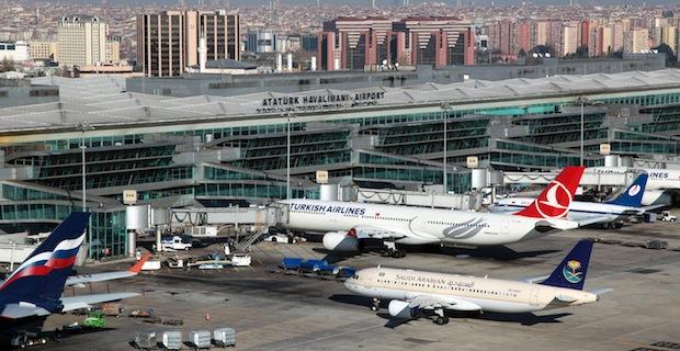 TAV Havalimanları'ndan ilk çeyrekte 231 milyon avro ciro