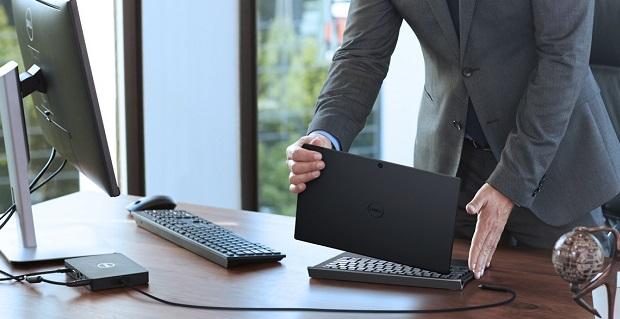İşletmeler, yatırım odağını 2'si 1 arada dizüstü bilgisayarlara çevirdi