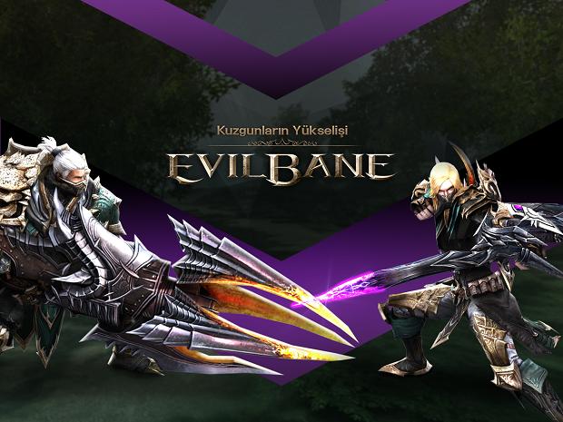 EvilBane Kuzgunların Yükselişi'ne yeni menzilli silah geliyor