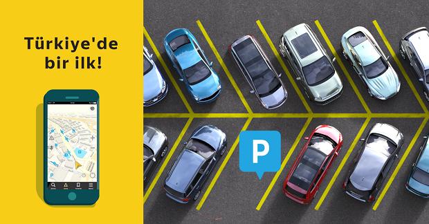 Yandex Navigasyon park ettiriyor!