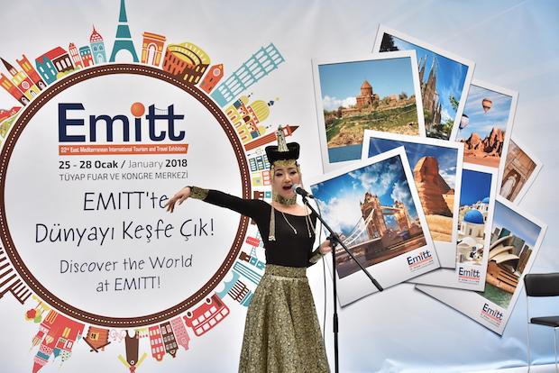 22. EMITT Turizm Fuarı, Bu Sene 54.364 Ziyaretçiyi Ağırladı!
