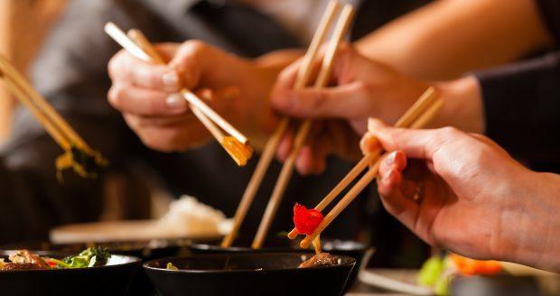 Çatal mı, chopstick mi?