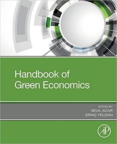 Yeşil Ekonominin El Kitabı