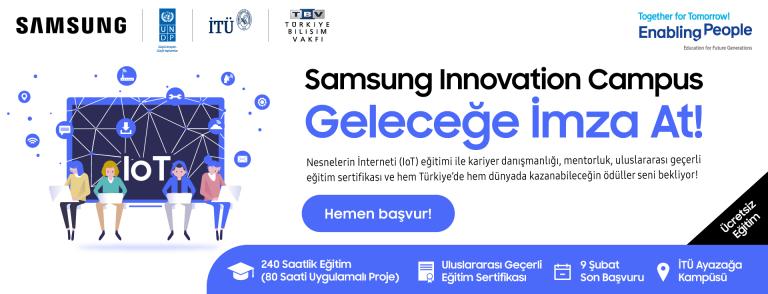 Samsung Electronics ile geleceğe imza at!