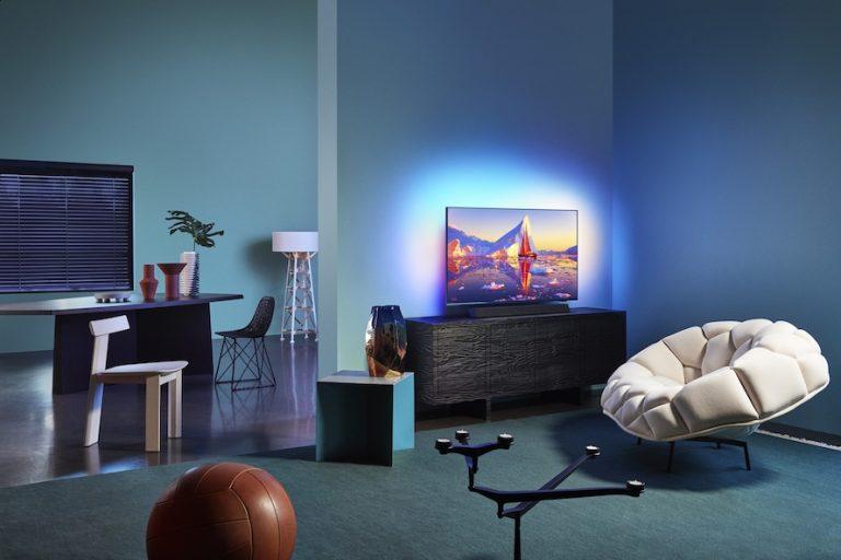 Philips TV, 2020'nin ilk çeyreğinde 5 yeni televizyon tanıtacağını açıkladı