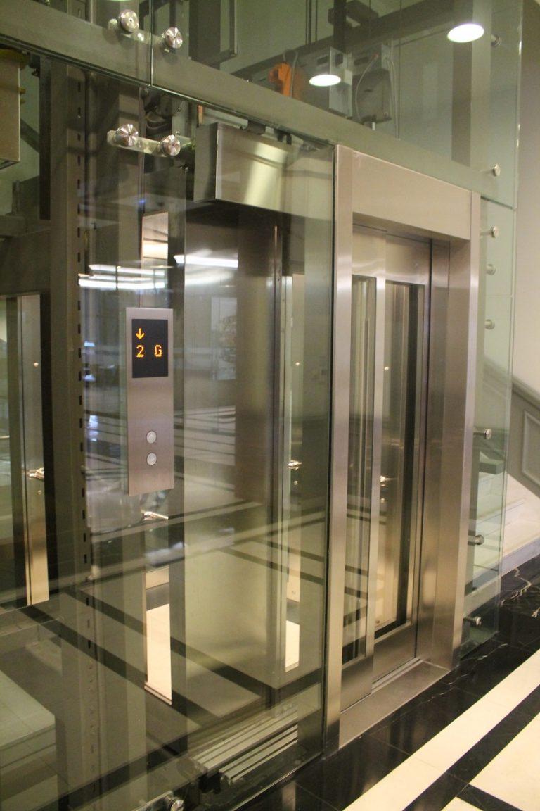 Deprem anında yüksek güvenlik sağlayan asansörler