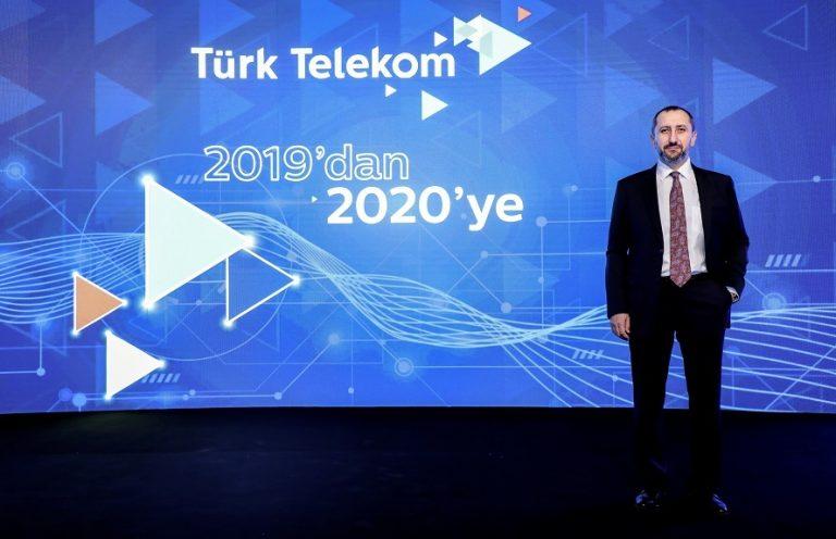 TÜRK TELEKOM'DAN 2,4 MİLYAR TL NET KÂR