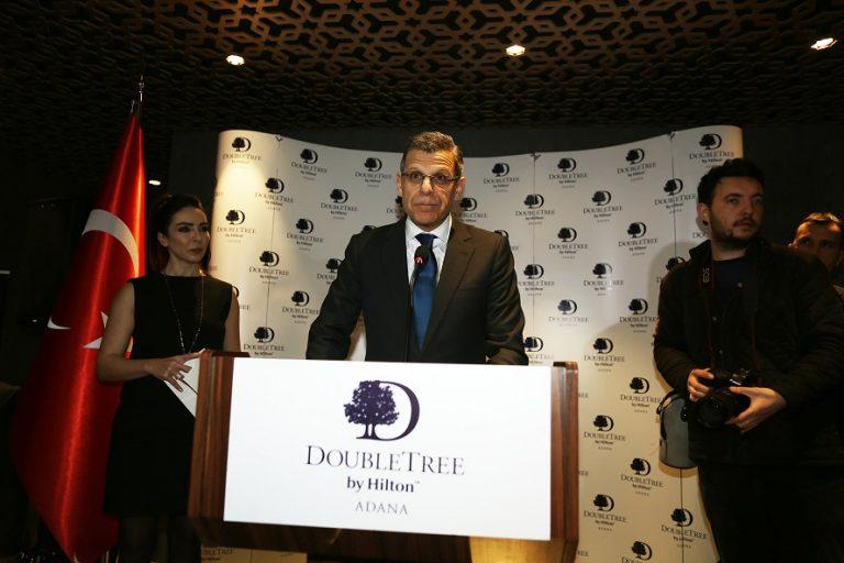 DoubleTree by Hilton Adana'nın Resmi Açılış Töreni Gerçekleşti
