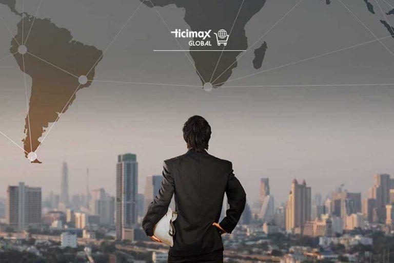 10 maddede E-ticarete giriş haritası
