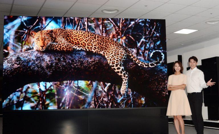 LG, Mikro Led ile Ekran Teknolojisinde Yeni Bir Çağ Başlatıyor