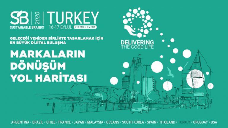 Sustainable Brands Turkey 2020'de Covid-19 sonrası 'yeni normal'in parametreleri konuşuldu