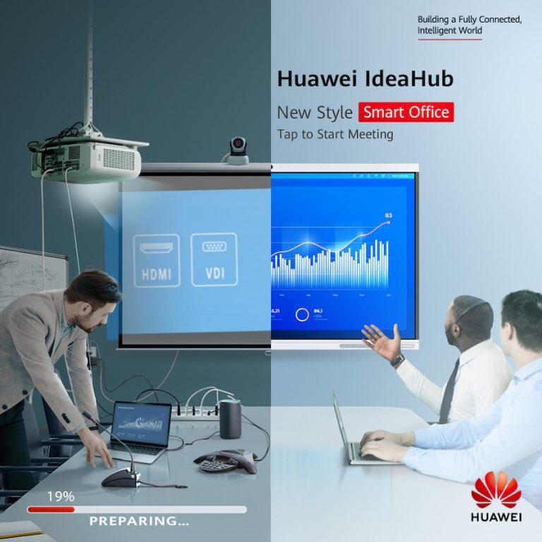 Huawei altyapı çözümleri iş yaşamında dijital dönüşümü hızlandırıyor