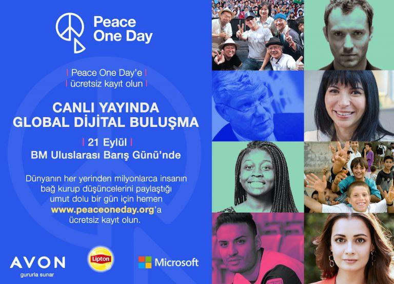 Avon'dan Birleşmiş Milletler Uluslararası Barış Günü'nde 'aile içi şiddete karşı dur' çağrısı