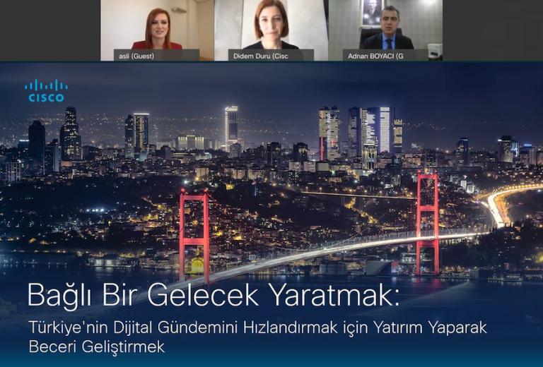 Türkiye'nin Dijital Geleceğinin Güvencesi Yeni Yatırımlar ve Becerilerin Geliştirilmesi
