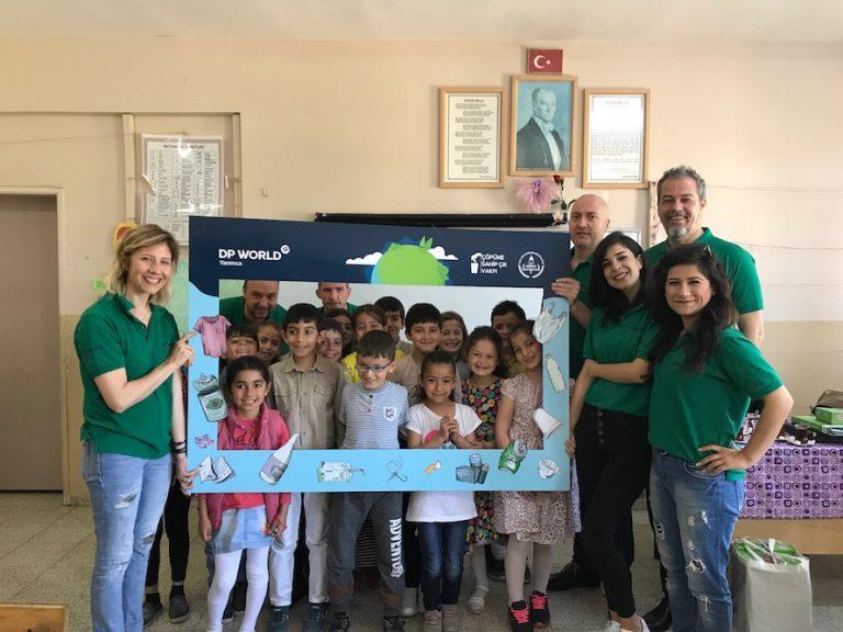 DP World Yarımca Prestijli Bir Ödülü Türkiye'ye Getirdi