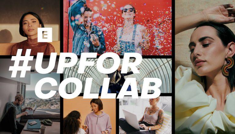 Pandemiden etkilenen yaratıcı sektör çalışanlarına #UpForCollab projesi destek oluyor