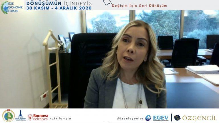 Döngüsel Ekonomiyle Türkiye'de Binlerce Kişilik İstihdam, Milyarlarca Liralık Fayda Yaratmak Mümkün