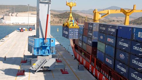 EİB'ten Kasım ayında 1 milyar 213 milyon dolarlık ihracat