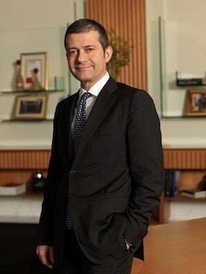 Akbank Genel Müdürü Hakan Binbaşgil,