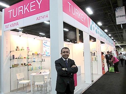 İstanbul Kimyevi Madde ve Mamülleri İhracatçıları Birliği (İKMİB) Yönetim Kurulu Başkanı Murat Akyüz