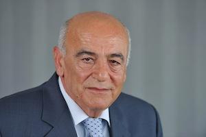 Pakpen Yönetim Kurulu Başkanı Mehmet Tuza