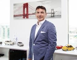 Batu Lojistik Yönetim Kurulu Başkanı Taner Ankara