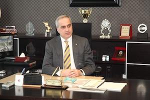 SATSO Yönetim Kurulu Başkanı Mahmut Kösemusul