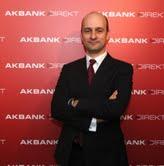 Akbank Direkt Bankacılık'tan Sorumlu Genel Müdür Yardımcısı Orkun Oğuz