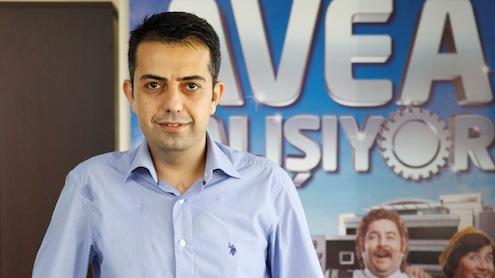 Avea Mobil Bağlantı Direktörü Baran Yurdagül