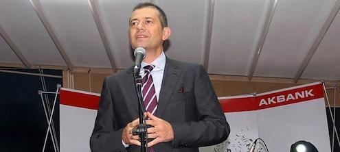 Akbank Genel Müdürü HakanBinbaşgil