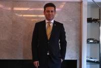 Türkiye Genç İşadamları Derneği (TÜGİAD) Ankara Başkanı, İnşaat Müteahhitleri Konfederasyonu (İMKON) Genel Başkan Yardımcısı Barış Aydın