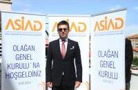 Ankara Sanayici ve İşadamları Derneği (ASİAD) Başkanı Barış Aydın