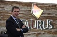 Taurus  Ankara  AVM Yatırım AŞ Yönetim Kurulu Başkan Yardımcısı Ertan Dal