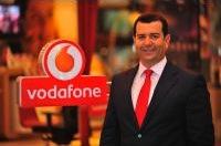 Vodafone Bilgi ve İletişim Hizmetleri Genel Müdürü Hakan Çelik
