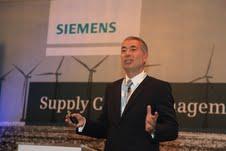 Siemens Türkiye Tedarik Zinciri Yönetimi Bölüm Direktörü Tuğrul Günal