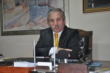 Küçük ve Orta Büyüklükteki İşletmeler Derneği (KOBİDER) Başkanı Nurettin Özgenç