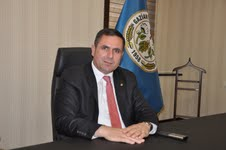 Gaziantep Ticaret Borsası (GTB) Başkanı Ahmet Tiryakioğlu