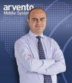Arvento Genel Müdürü Özer Hıncal