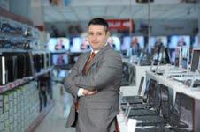 Gold Teknoloji Marketleri Pazarlama Müdürü Kılınç Orhan Erdemir