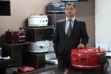 Akel Elektrikli Ev Aletleri Genel Müdür Yardımcısı Yaşar Gümüşoluk