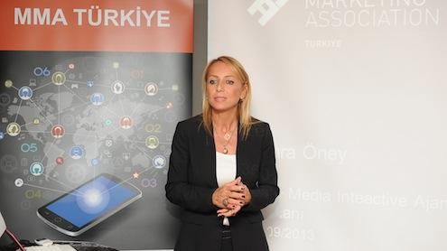 MMA Türkiye Başkanı Zehra Öney