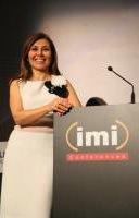 IMI Conferances Yönetim Kurulu Başkanı Meltem Karateke