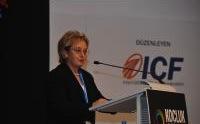 ICF'in Türkiye yapılanması Uluslararası Profesyonel Koçluk Derneği Başkanı Psikolog Dr. Nur Velidedeoğlu Kavuncu