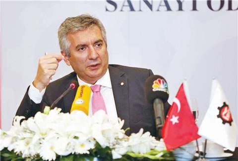 İstanbul Sanayi Odası (İSO) Başkanı Erdal Bahçıvan