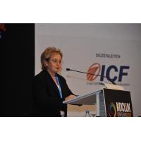 Uluslararası Profesyonel Koçluk Derneği (ICF Türkiye) Başkanı Psikolog Dr. Nur Velidedeoğlu Kavuncu
