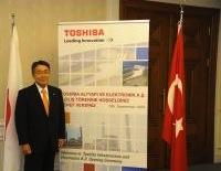 Toshiba Corporation Başkan Yardımcısı ve Enerji Sistemleri İş Birimi Başkanı Yasuharu Igarashi