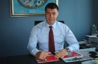 Blue'Safe Mavi Kale iş ortaklarından Mardav Genel Müdürü Levent Pelesen