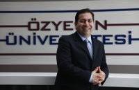 Özyeğin Üniversitesi Hukuk Fakültesi Dekanı Prof. Dr. Yener Ünver